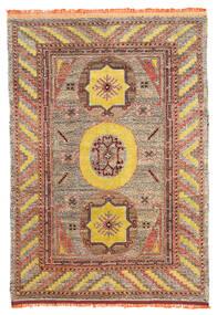 Moroccan Berber - Afghanistan Matto 175X255 Moderni Käsinsolmittu Vaaleanruskea/Ruskea (Villa, Afganistan)