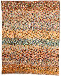 Moroccan Berber - Afghanistan Matto 209X295 Moderni Käsinsolmittu Oranssi/Vaaleanruskea (Villa, Afganistan)