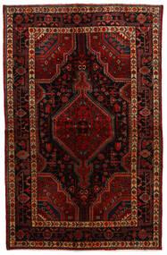 Toiserkan Matto 146X230 Itämainen Käsinsolmittu Tummanpunainen (Villa, Persia/Iran)