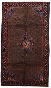 Koliai Matto 150X270 Itämainen Käsinsolmittu Tummanruskea/Tummanpunainen (Villa, Persia/Iran)