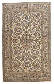 Keshan Matto 128X210 Itämainen Käsinsolmittu Beige/Tummanharmaa (Villa, Persia/Iran)
