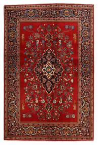 Keshan Matto 138X210 Itämainen Käsinsolmittu Ruoste/Tummanruskea (Villa, Persia/Iran)