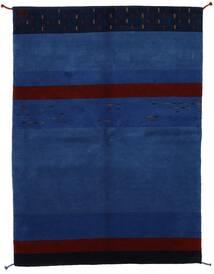 Gabbeh Indo Matto 166X228 Moderni Käsinsolmittu Tummansininen/Tummanvioletti (Villa, Intia)