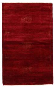 Huttan Matto 97X155 Itämainen Käsinsolmittu Tummanpunainen (Villa, Pakistan)