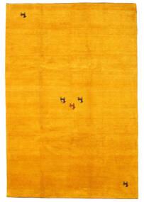 Gabbeh Indo Matto 239X353 Moderni Käsinsolmittu Oranssi (Villa, Intia)
