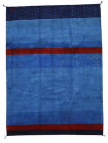 Gabbeh Indo Matto 258X349 Moderni Käsinsolmittu Sininen/Tummansininen Isot (Villa, Intia)