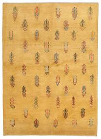 Gabbeh Persia Matto 145X203 Moderni Käsinsolmittu Vaaleanruskea (Villa, Persia/Iran)