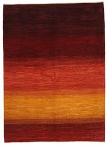 Gabbeh Persia Matto 147X199 Moderni Käsinsolmittu Ruoste/Punainen/Tummanruskea (Villa, Persia/Iran)