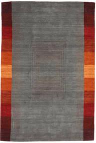 Loribaf Loom Matto 166X243 Moderni Käsinsolmittu Tummanharmaa (Villa, Intia)
