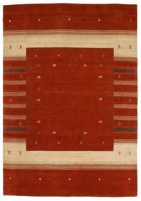 Loribaf Loom Matto 167X240 Moderni Käsinsolmittu Ruoste/Tummanpunainen (Villa, Intia)