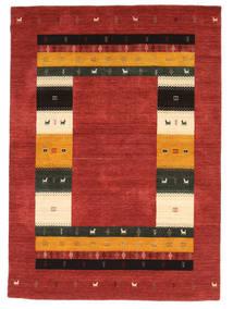 Loribaf Loom Matto 171X240 Moderni Käsinsolmittu Tummanpunainen/Ruoste (Villa, Intia)