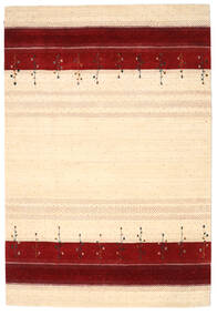 Loribaf Loom Matto 208X306 Moderni Käsinsolmittu Tummanbeige/Vaaleanruskea (Villa, Intia)