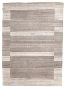 Loribaf Loom Matto 169X235 Moderni Käsinsolmittu Vaaleanharmaa (Villa, Intia)