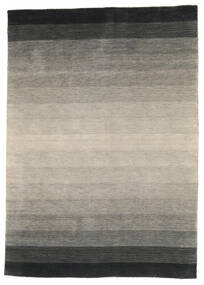 Loribaf Loom Matto 170X240 Moderni Käsinsolmittu Vaaleanharmaa/Tummanvihreä (Villa, Intia)