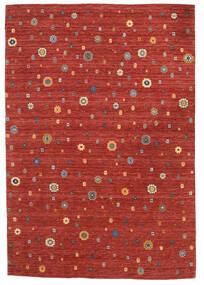Loribaf Loom Matto 165X240 Moderni Käsinsolmittu Ruoste/Tummanpunainen (Villa, Intia)