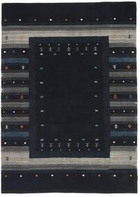 Loribaf Loom Matto 165X243 Moderni Käsinsolmittu Tummansininen/Tummanharmaa (Villa, Intia)