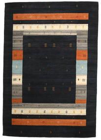 Loribaf Loom Matto 211X305 Moderni Käsinsolmittu Tummanharmaa (Villa, Intia)