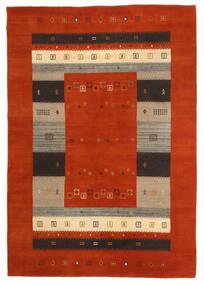 Loribaf Loom Matto 163X234 Moderni Käsinsolmittu Ruoste/Tummanruskea (Villa, Intia)