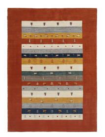 Loribaf Loom Matto 167X233 Moderni Käsinsolmittu Ruoste (Villa, Intia)