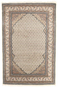 Mir Indo Matto 120X184 Itämainen Käsinsolmittu Vaaleanharmaa/Vaaleanpunainen (Villa, Intia)
