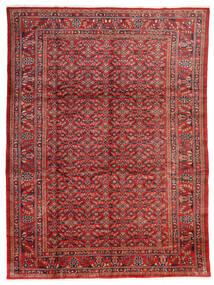 Lillian Matto 285X375 Itämainen Käsinsolmittu Tummanpunainen/Ruoste Isot (Villa, Persia/Iran)