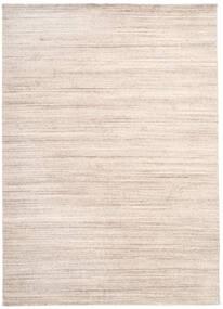 Mazic - Sand Matto 240X300 Moderni Käsinsolmittu Valkoinen/Creme/Vaaleanharmaa (Villa, Intia)