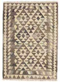 Kelim Matto 107X148 Itämainen Käsinkudottu Vaaleanruskea/Beige (Villa, Persia/Iran)