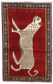 Ghashghai Matto 122X192 Itämainen Käsinsolmittu Ruoste/Punainen (Villa, Persia/Iran)
