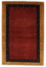 Gabbeh Persia Matto 103X153 Moderni Käsinsolmittu Punainen/Ruskea (Villa, Persia/Iran)