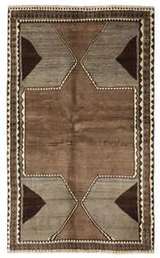 Ghashghai Matto 135X222 Itämainen Käsinsolmittu Ruskea/Tummanruskea (Villa, Persia/Iran)