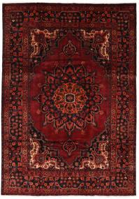 Beluch Matto 215X302 Itämainen Käsinsolmittu Tummanpunainen (Villa, Persia/Iran)