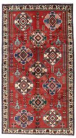 Ardebil Matto 160X288 Itämainen Käsinsolmittu Käytävämatto Tummanruskea/Tummanpunainen (Villa, Persia/Iran)