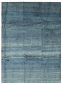 Gabbeh Persia Matto 217X290 Moderni Käsinsolmittu Sininen/Vaaleansininen (Villa, Persia/Iran)