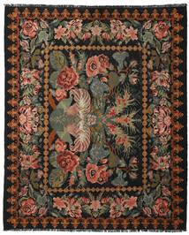 Ruusukelim Moldavia Matto 225X277 Itämainen Käsinkudottu Tummanharmaa/Tummanruskea (Villa, Moldova)