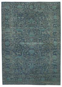 Ziegler Ariana Matto 174X243 Itämainen Käsinsolmittu Sininen/Tummansininen (Villa, Afganistan)