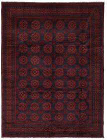 Afghan Khal Mohammadi Matto 300X384 Itämainen Käsinsolmittu Tummanpunainen Isot (Villa, Afganistan)