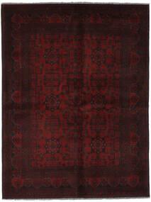 Afghan Khal Mohammadi Matto 149X198 Itämainen Käsinsolmittu Musta (Villa, Afganistan)