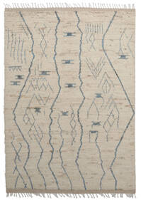 Moroccan Berber - Afghanistan Matto 179X255 Moderni Käsinsolmittu Vaaleanruskea/Vaaleanharmaa (Villa, Afganistan)