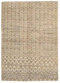 Moroccan Berber - Afghanistan Matto 163X240 Moderni Käsinsolmittu Vaaleanruskea/Tummanruskea (Villa, Afganistan)
