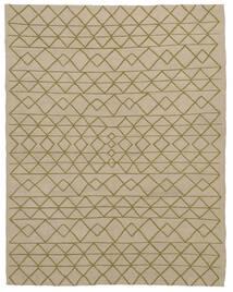 Kelim Moderni Matto 187X237 Moderni Käsinkudottu Vaaleanruskea/Ruskea (Villa, Afganistan)