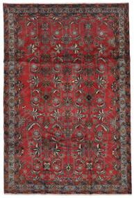Mehraban Matto 204X300 Itämainen Käsinsolmittu Tummanruskea/Musta (Villa, Persia/Iran)