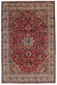 Mahal Matto 207X319 Itämainen Käsinsolmittu Tummanruskea/Musta (Villa, Persia/Iran)