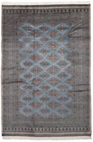 Pakistan Bokhara 2Ply Matto 170X250 Itämainen Käsinsolmittu Musta/Tummanharmaa (Villa, Pakistan)