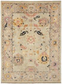 Ziegler Ariana Matto 171X233 Itämainen Käsinsolmittu Vaaleanruskea/Ruskea (Villa, Afganistan)
