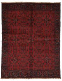 Afghan Khal Mohammadi Matto 148X190 Itämainen Käsinsolmittu Musta (Villa, Afganistan)