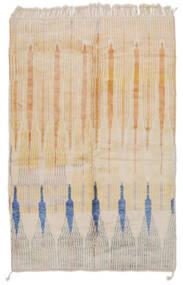 Berber Moroccan - Mid Atlas Matto 197X297 Moderni Käsinsolmittu Vaaleanruskea/Ruskea (Villa, Marokko)
