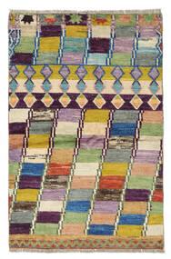 Moroccan Berber - Afghanistan Matto 86X135 Moderni Käsinsolmittu (Villa, Afganistan)