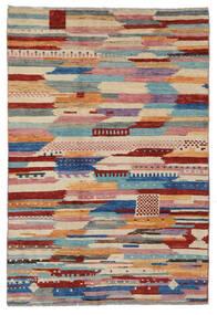 Moroccan Berber - Afghanistan Matto 122X177 Moderni Käsinsolmittu (Villa, Afganistan)