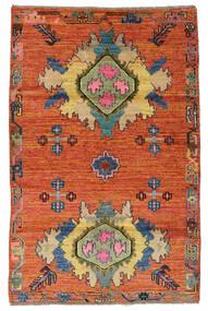 Moroccan Berber - Afghanistan Matto 121X186 Moderni Käsinsolmittu (Villa, Afganistan)