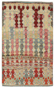 Moroccan Berber - Afghanistan Matto 108X187 Moderni Käsinsolmittu (Villa, Afganistan)